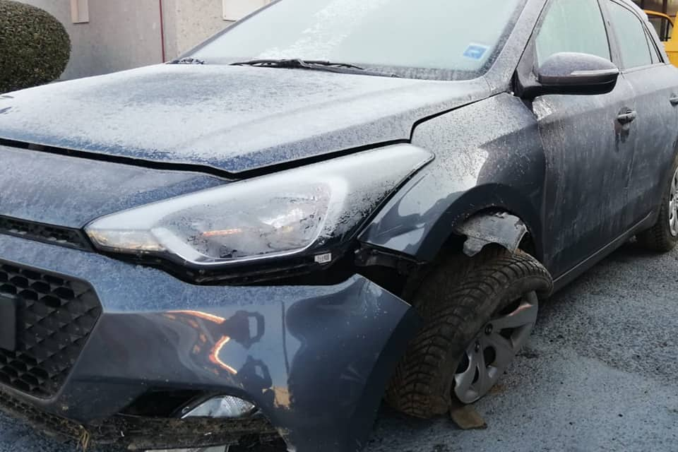 compro auto incidentate Dalmine