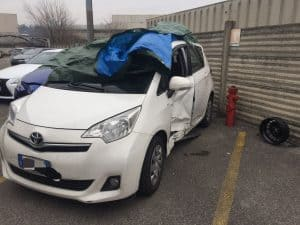 compro auto incidentate Busto Arsizio