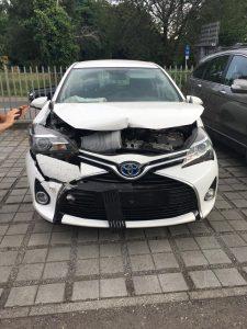 compro auto incidentate Cusano Milanino