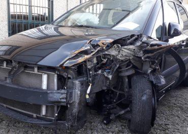 compro auto incidentate Melegnano