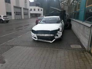compro auto incidentate Rozzano