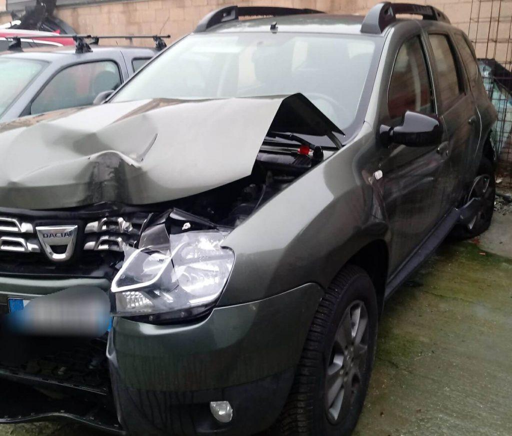 compro auto incidentate Sesto San Giovanni
