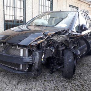 compro auto incidentate Vigevano