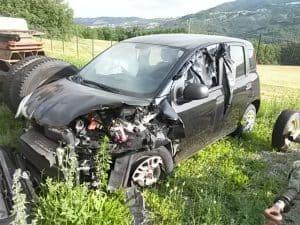 compro auto incidentate Vimercate