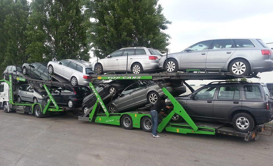 compro auto usate incidentate Lombardia