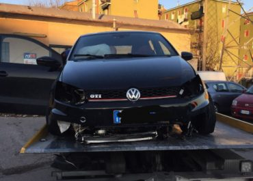 ritiro auto incidentate Lodi