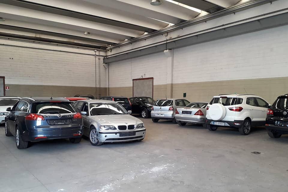 ritiro auto incidentate Mantova