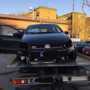 ritiro auto incidentate Milano