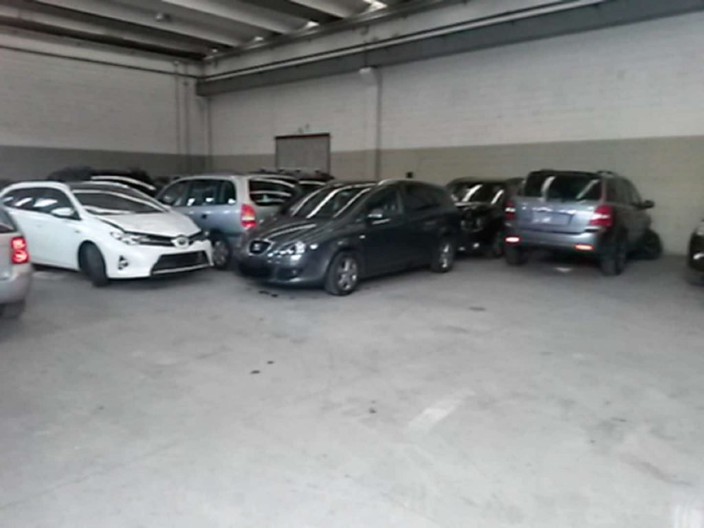 ritiro auto incidentate Novara