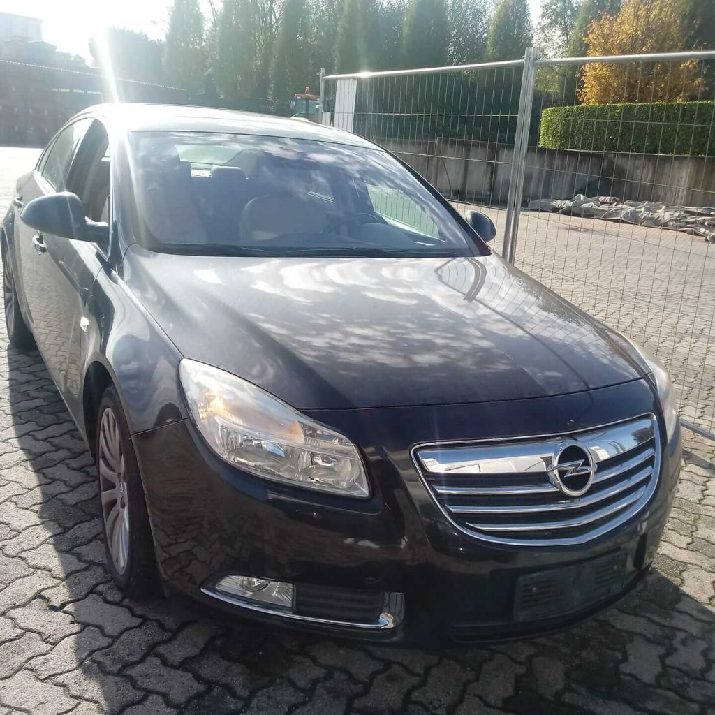 Frankcar Auto Usata Opel Insignia Nera